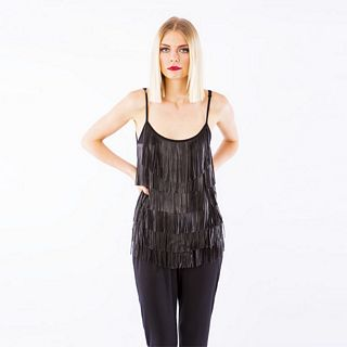 Icicle Fringe Top